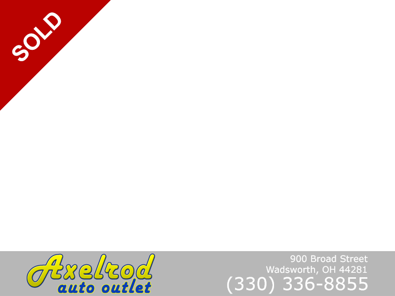 Used Cars For Sale In Wadsworth Axelrod Auto Outlet